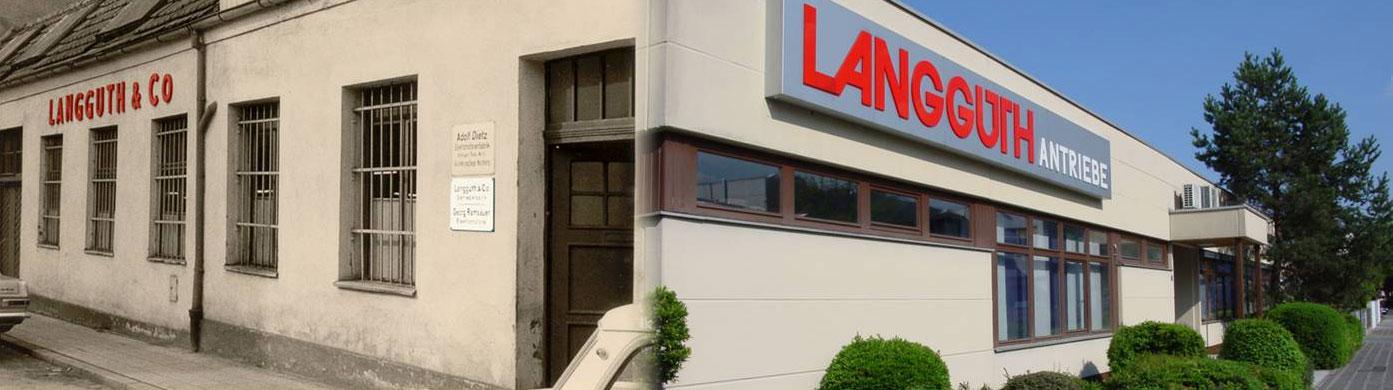 Langguth Header Philosophie Firmengebäude