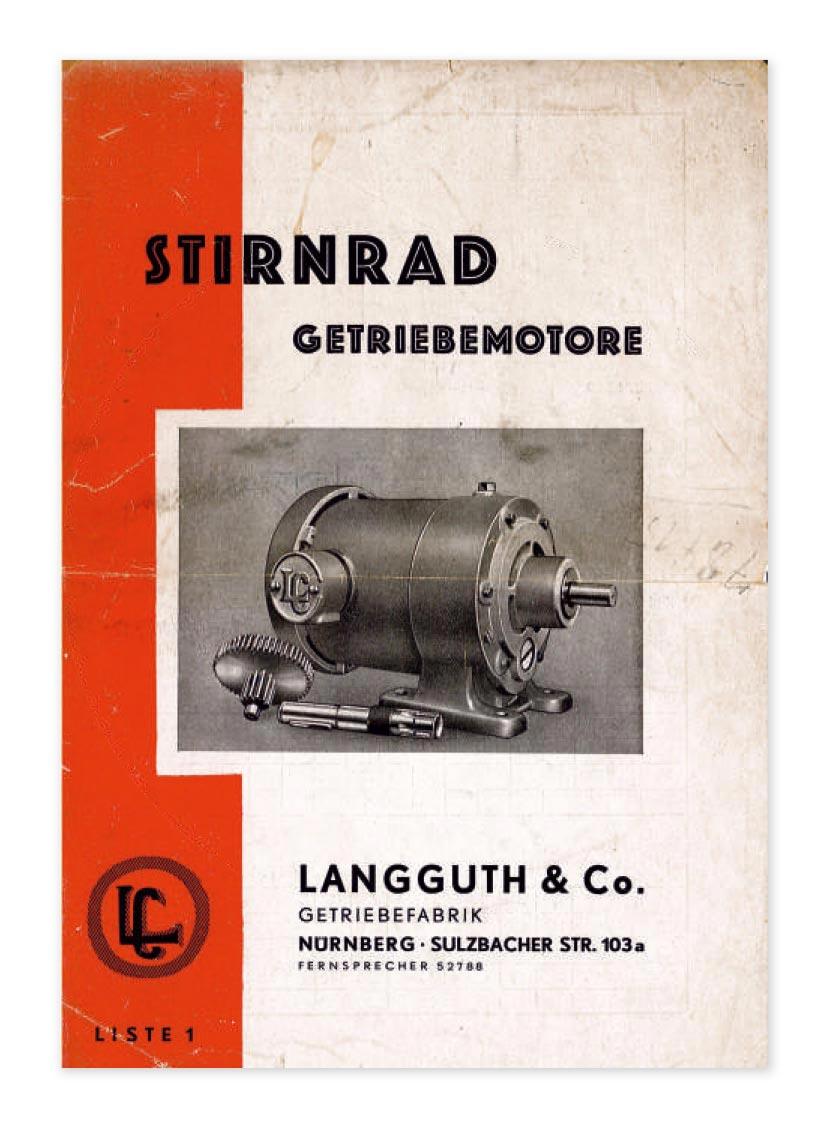 Langguth Geschichte 1960: selbstentwickelte Produkte