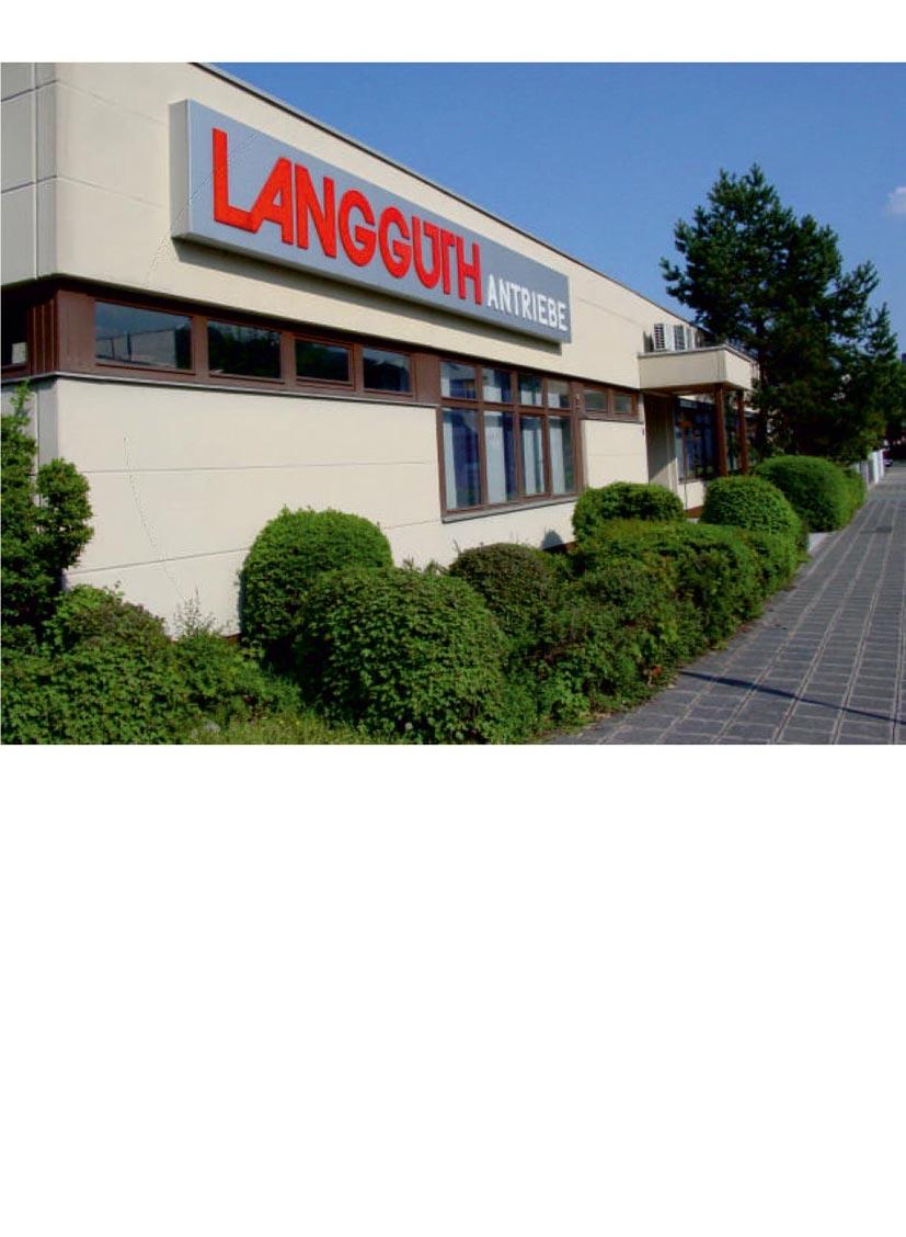 Langguth Geschichte 1980: Firmengebäude