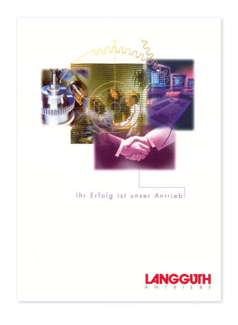 Langguth Geschichte 1996: Langguth etabliert sich als kompetenter Partner bei Antriebslösungen