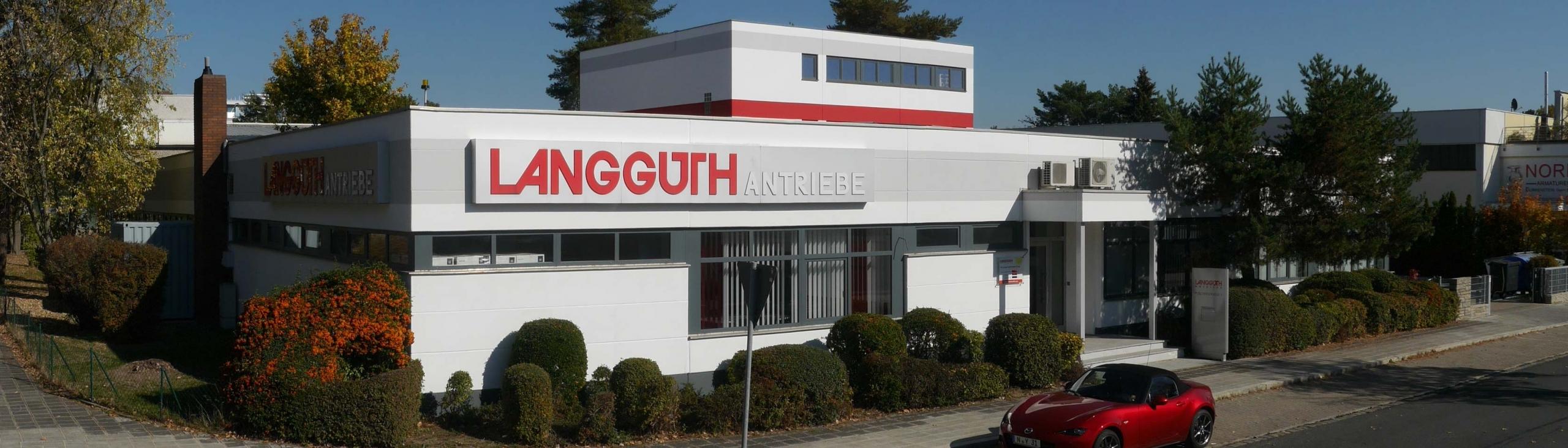 Langguth-Antriebe Firmengebäude