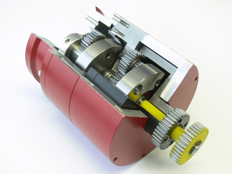 Das Planetengetriebe TwinSynchro